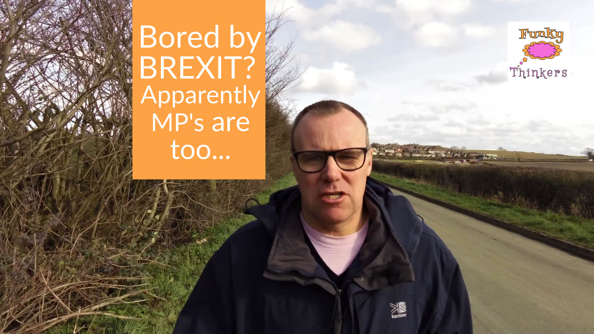 bored by brexit