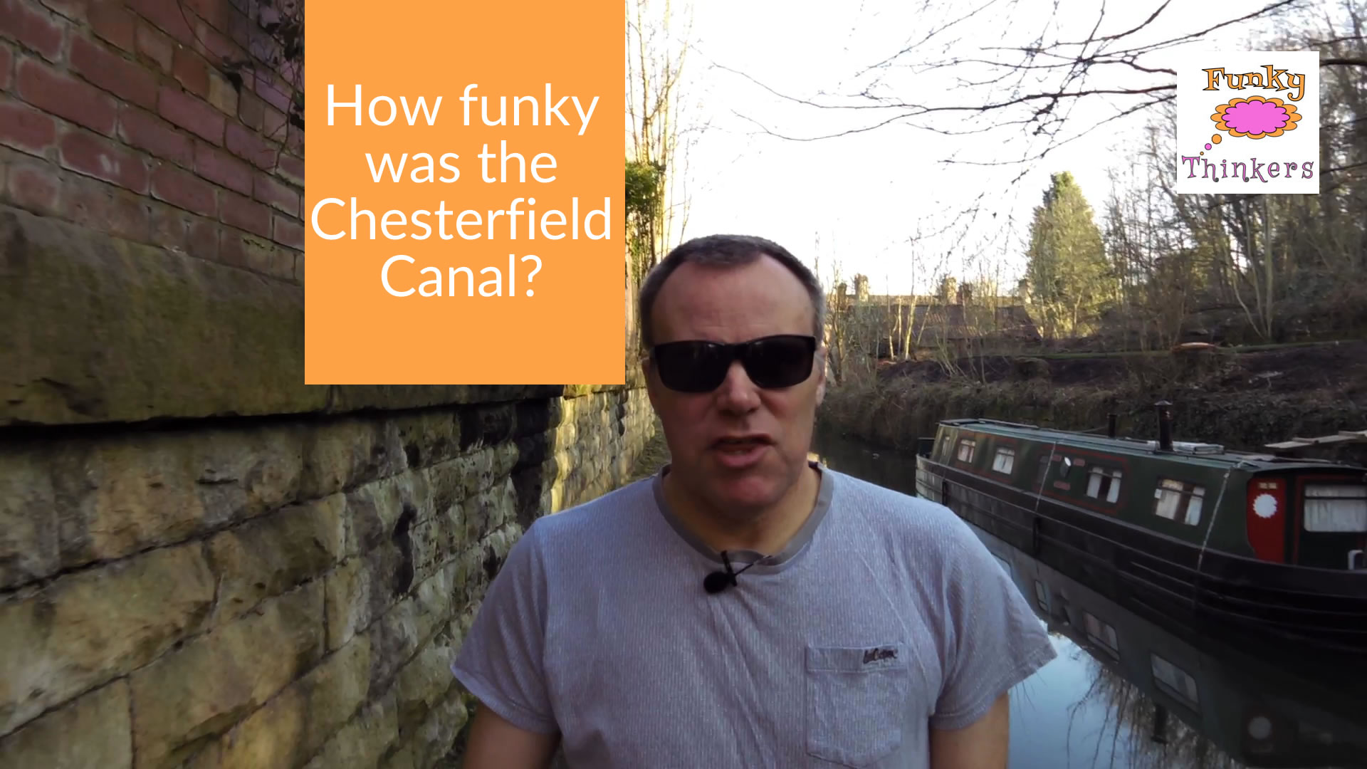 how funky was the chesterfield canal