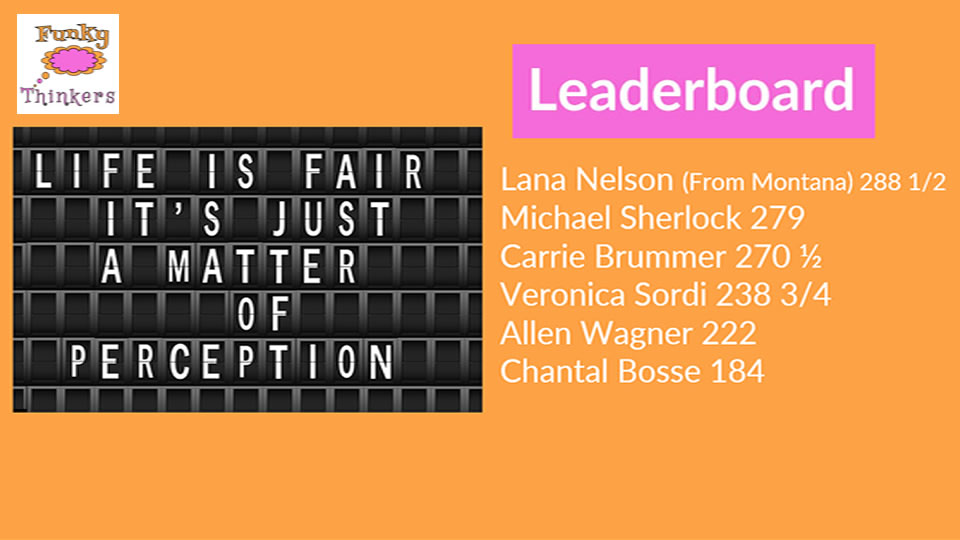Funquest leader board