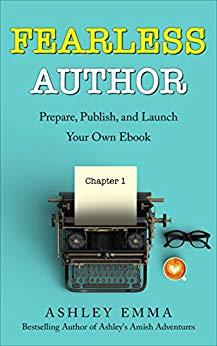 Ashley Emma - Fearless Author