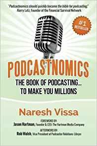 Naresh Vissa Podcastonomics