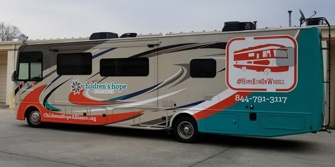 childrens hope alliance van
