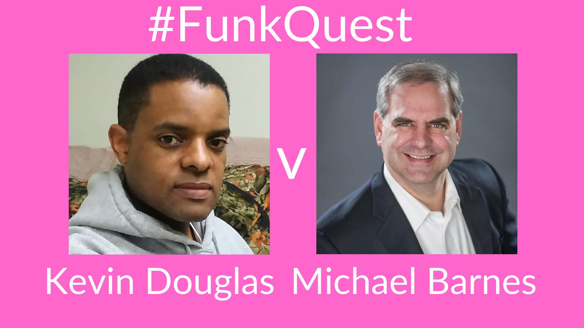 Michael Barnes v Kevin Douglas Wright