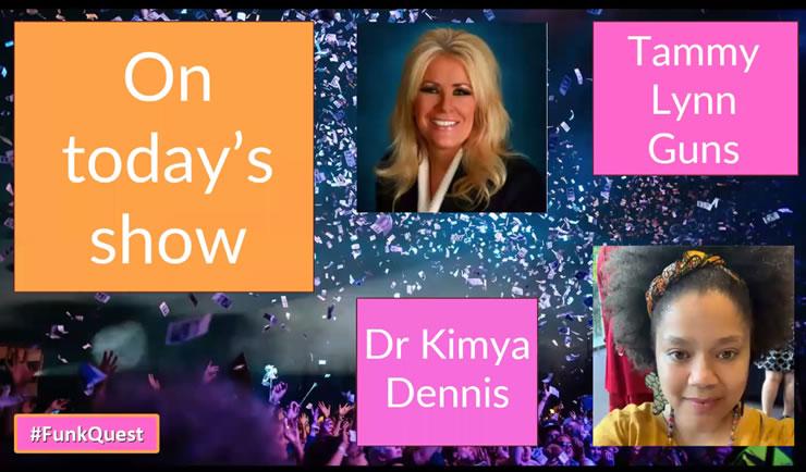 FunkQuest Tammy v Kimya