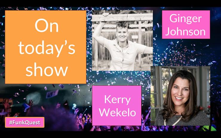 FunkQuest – Season 2 – Episode 3 – Ginger Johnson v Kerry Wekelo 1