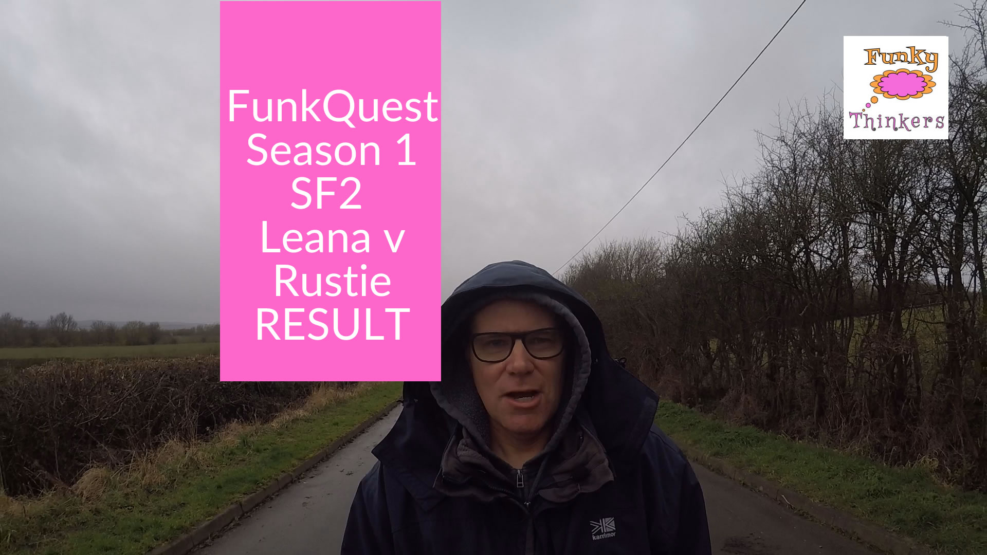 Leana v Rustie result