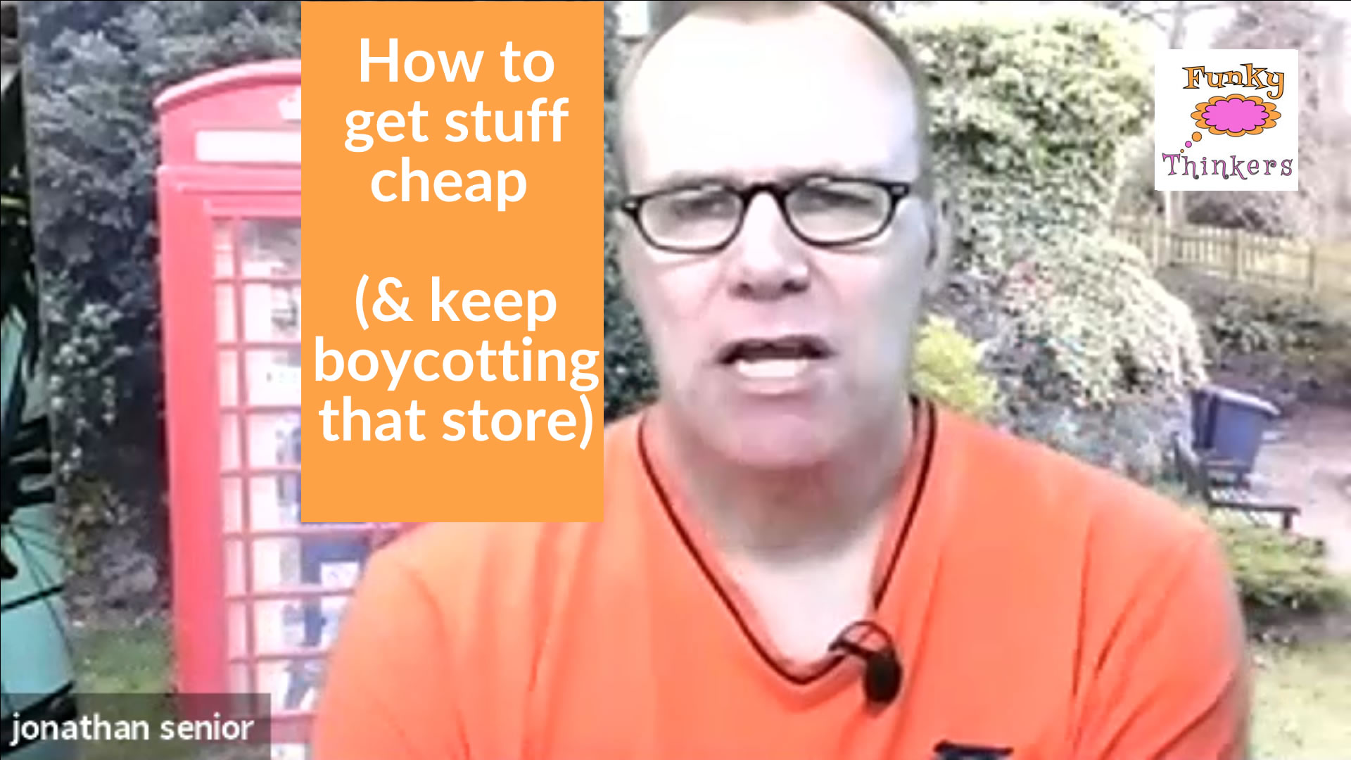 How to get stuff cheap