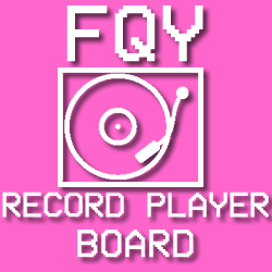 FQY record player