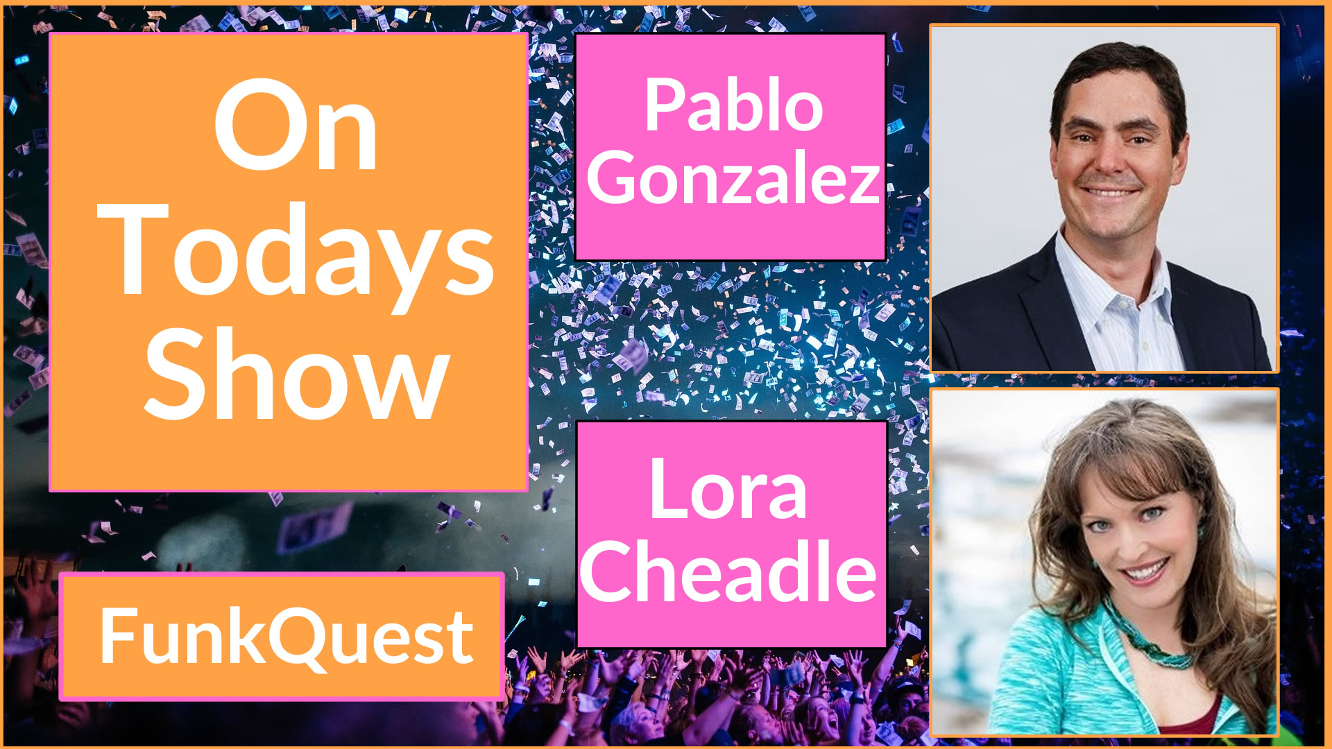 on todays show Lora v Pablo