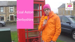 Red Telephone Box Coal Aston